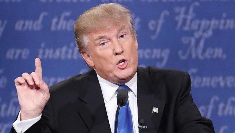 Eski ABD Başkanı Trump, Başkan Biden'ı istifaya çağırdı