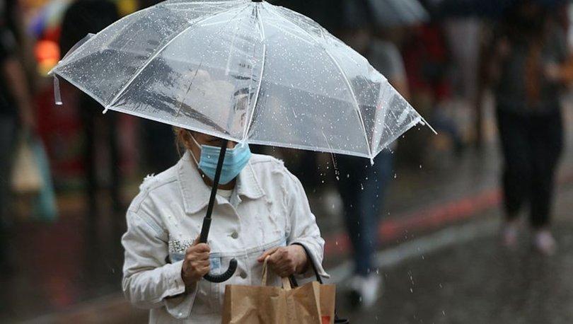 SAĞANAK GELİYOR! Meteoroloji'den Sel ve su baskını uyarısı! Doğu Karadeniz Hava Durumu