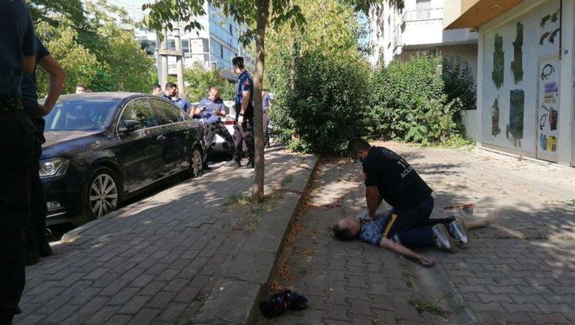 ANNE OĞUL VAHŞETİ! Son dakika: Anne ile oğlu bıçakla saldırdı! Komşu vahşeti! - VİDEO HABER