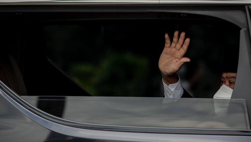 Malezya Kralı, Başbakan Muhyiddin Yasin'in istifasını kabul etti