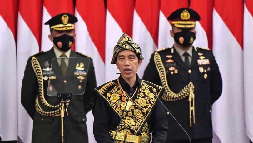 Endonezya Devlet Başkanı Widodo: Covid-19 ülke kültürünü değiştirdi