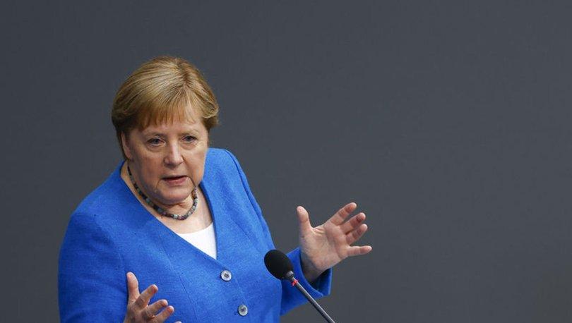 SON DAKİKA:Almanya Başbakanı Merkel, Afganistan konusunda Türkiye ile yakından çalışılması gerektiğini söyledi