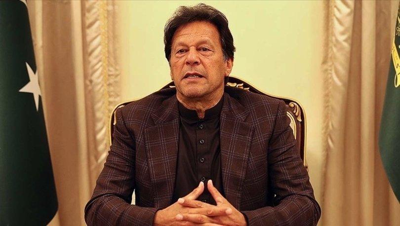 SON DAKİKA: Pakistan Başbakanı Han, Afganistan'ın köleliğin zincirlerini kırdığını söyledi