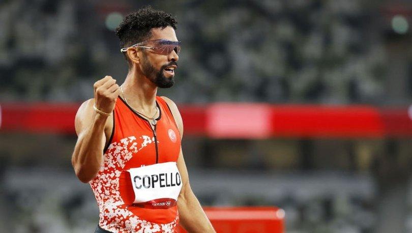 Milli atlet Yasmani Copello'nun yeni hedefi 2024 Paris Olimpiyatları'na katılmak