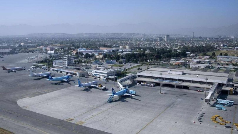 ABD, Kabil Büyükelçiliğindeki tüm personelini Hamid Karzai Havalimanı'na transfer etti