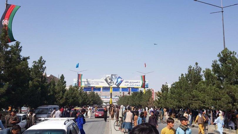 Özbekistan Afgan uçağını düşürdü - Haberler