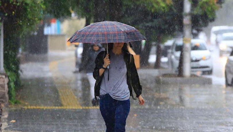 Son dakika! Meteoroloji'den Karadeniz'e sağanak yağış uyarısı - Hava durumu