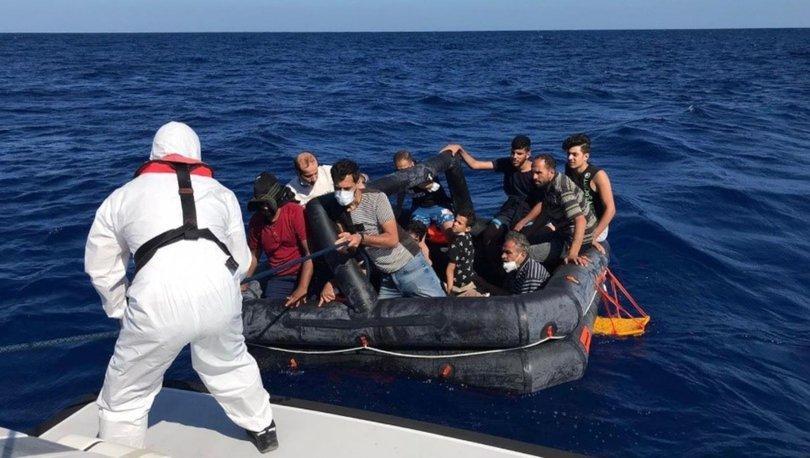 Muğla açıklarında 18 düzensiz göçmen kurtarıldı - Haberler