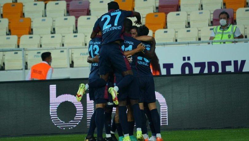 Yeni Malatyaspor: 1 - Trabzonspor: 5 MAÇ SONUCU