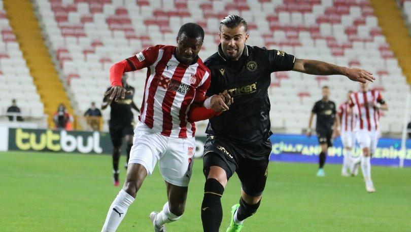 Sivasspor: 0 - Konyaspor: 1 | MAÇ SONUCU
