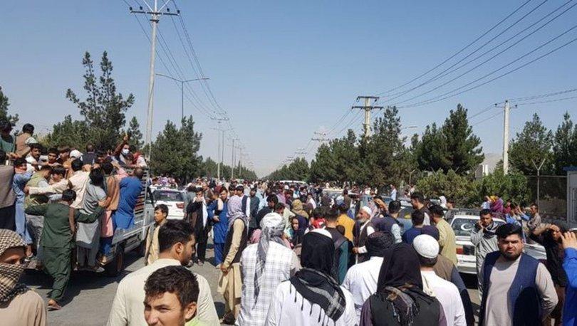Afganistan son dakika haberleri! Taliban'dan kaçanlar nereye gidiyor? Afganistan'da son durum