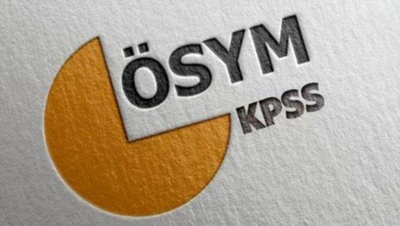 KPSS sonuçları ne zaman açıklanacak? Heyecan dorukta... KPSS sonuçları 2021 tarihi