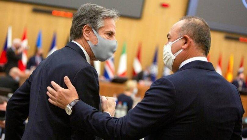 Dışişleri Bakanı Çavuşoğlu ve ABD'li mevkidaşı Blinken'dan Afganistan görüşmesi