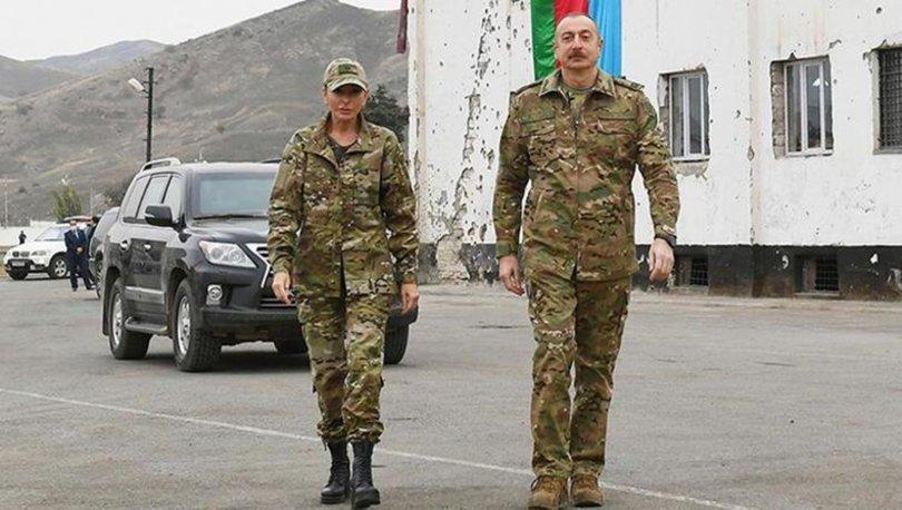 Azerbaycan Cumhurbaşkanı Aliyev'den, Ermenistan işgalinden kurtarılan Laçın ve Kelbecer'e ziyaret