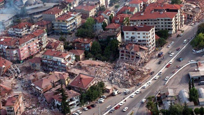 17 Ağustos depremi saat kaçta oldu, kaç kişi hayatını kaybetti? 17 Ağustos 1999 Marmara depremi şiddeti