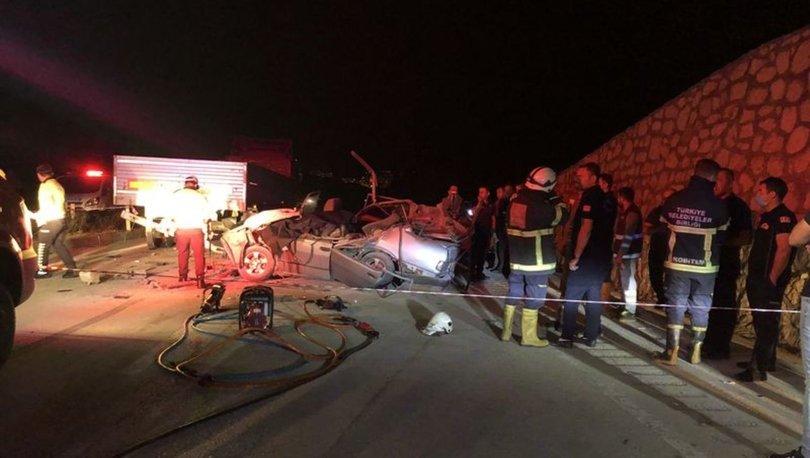 Kastamonu'da zincirleme trafik kazası: Ölü ve yaralılar var