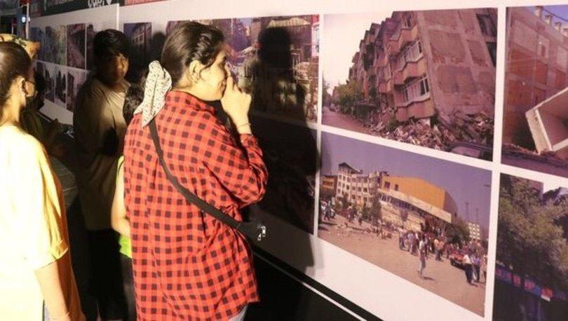 Marmara Depremi'nin 22'nci yıl dönümü... Hayatını kaybedenler anıldı