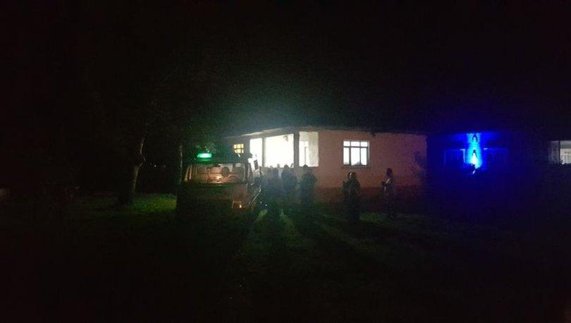 Samsun'da akrabası tarafından silahla vurulan kadın öldü