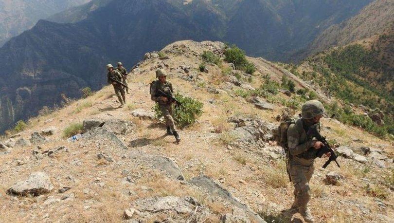 Pençe-Şimşek operasyonunda 2 terörist öldürüldü - Haberler