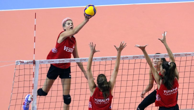 2021 CEV Kadınlar Avrupa Voleybol Şampiyonası yarın başlayacak