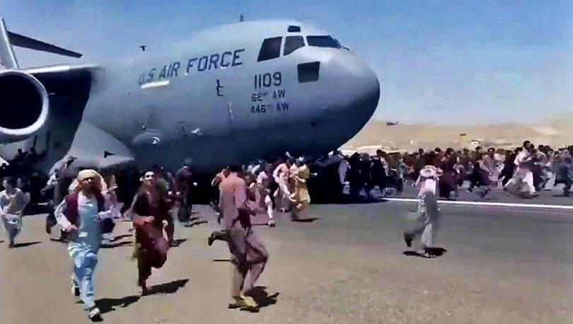 SON DAKİKA: Fotoğraflarla: Taliban'ın kontrolüne geçmesinden bir gün sonra Kabil'de yaşananlar