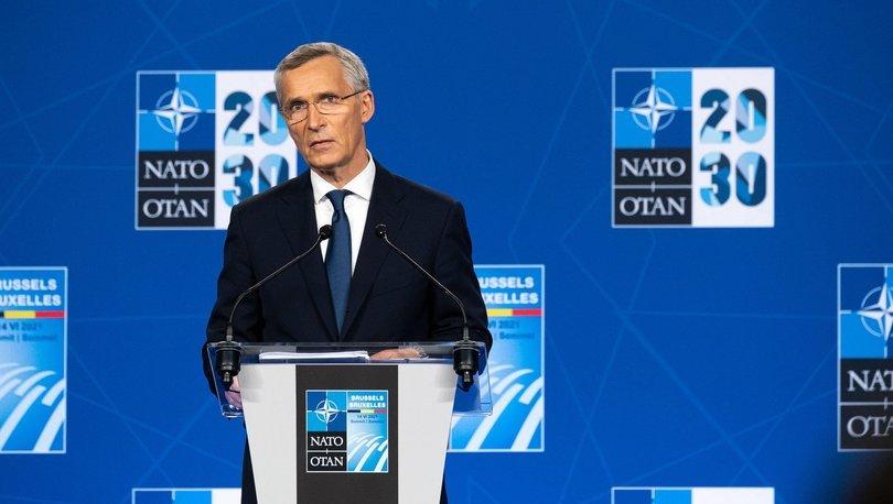 Son dakika haberi Stoltenberg: Afganistan'da siyasi çöküş yaşandı