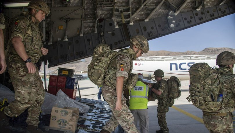 ABD, Afganistan'dan günlük 5 bin ila 9 bin kişiyi tahliye etmeyi planlıyor