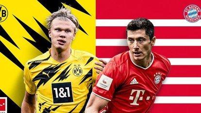 B. Dortmund Bayern Münih maçı ne zaman?
