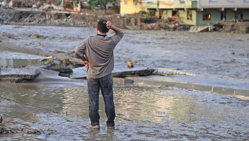 Son dakika haberi AFAD açıkladı! İşte sel felaketindeki kayıp sayıları