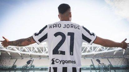 Juventus, Jorge'yi transfer etti