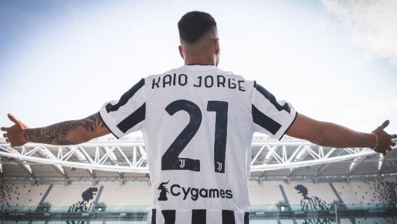 Juventus, 19 yaşındaki Brezilyalı forvet Jorge'yi transfer etti