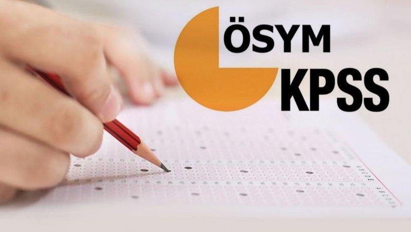 KPSS sonuçları ne zaman açıklanacak? 2021 KPSS Alan Bilgisi, AÖBT sonuç tarihi