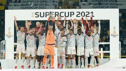 Almanya'da Süper Kupa, Bayern Münih'in