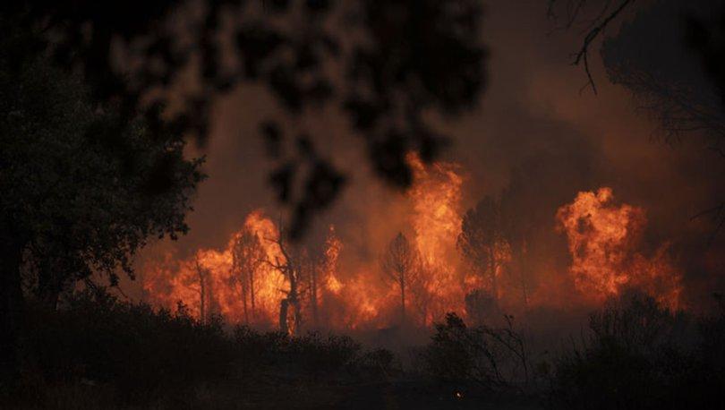 SON DAKİKA: Fransa'da orman yangınlarıyla mücadele: Binlerce kişitahliye edildi!