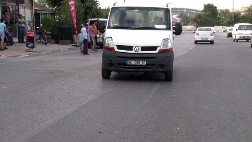 Arnavutköy'de çocuğa çarpan şoför darbedildi - Haberler
