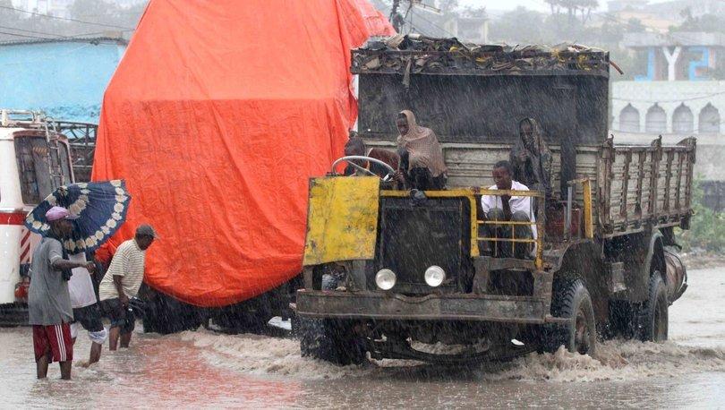 Etiyopya'da meydana gelen selde ilk belirlemelere göre 7 kişi hayatını kaybetti
