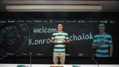 Konyaspor, Michalak'ı transfer etti