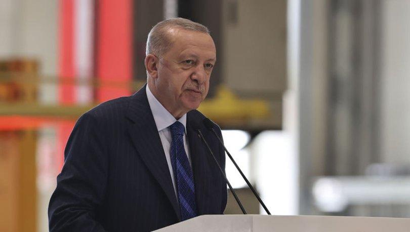 Cumhurbaşkanı Erdoğan'dan kentsel dönüşüm paylaşımı - Haberler