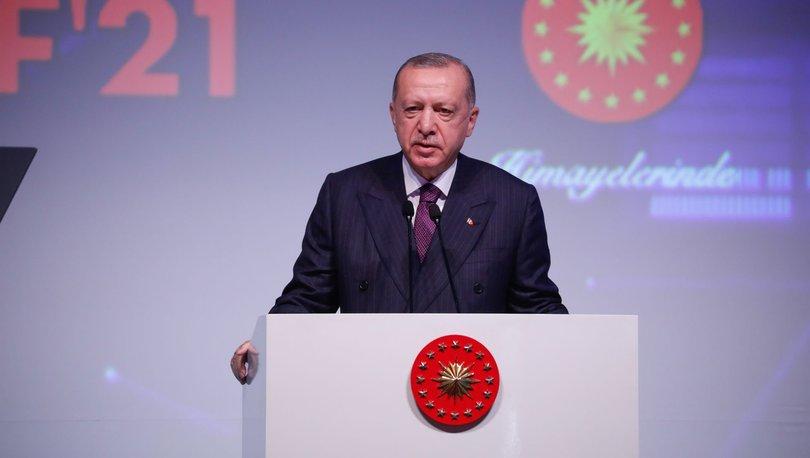 Kentsel dönüşümde bilanço ortaya çıktı! Cumhurbaşkanı Erdoğan verileri paylaştı Haberler