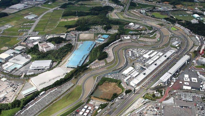 Formula 1 Japonya Grand Prix'si korona virüsten dolayı iptal edildi