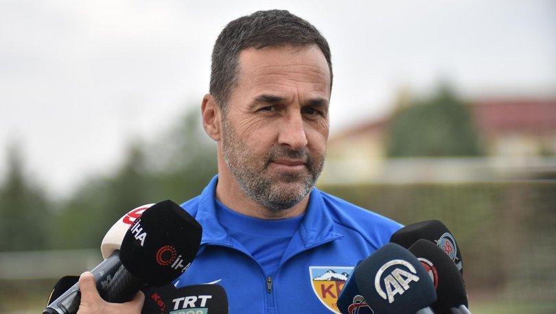 Kayserispor, teknik direktör Yalçın Koşukavak ile yollarını ayırdı