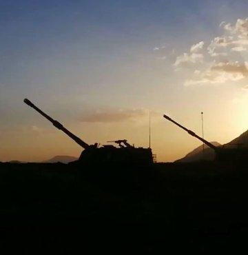 """Milli Savunma Bakanlığı, """"Pençe-Yıldırım operasyonu bölgesinde tespit edilen 2 PKK'lı terörist etkisiz hâle getirildi"""" açıklamasında bulundu"""