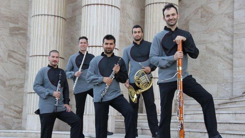 Anadolu Nefesli Beşlisi, Sırbistan'da düzenlenen 14. Tamburica Festivali'ne konuk oluyor