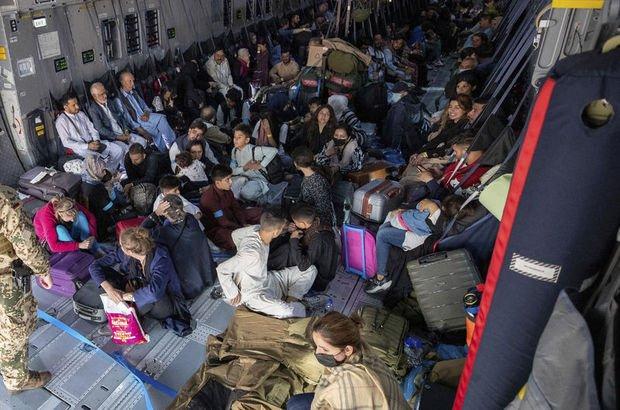 İngiltere'nin Afgan sığınmacı planı