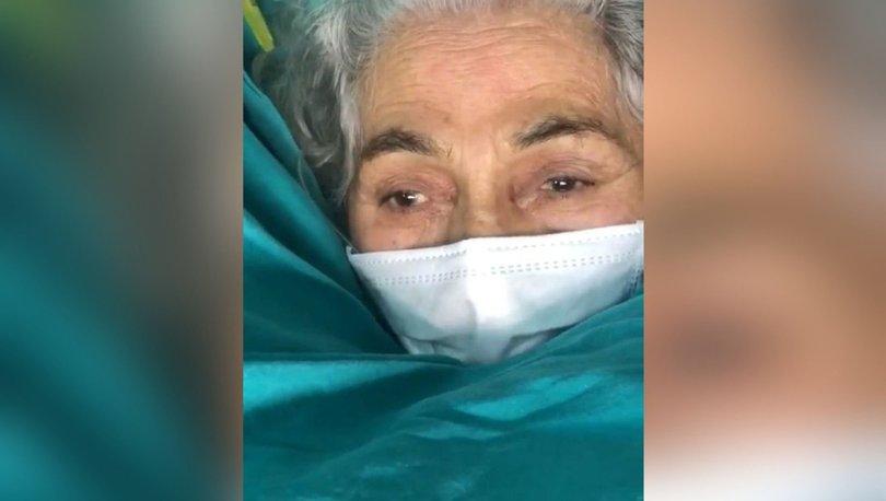 Korona hastasına açık kalp ameliyatı yapıldı