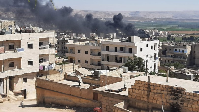 Son dakika haberi Suriye'de hain saldırı! 3 sivil hayatını kaybetti