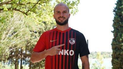 Gaziantep'ten transfer