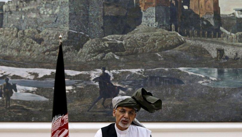 Afganistan'ın Duşanbe Büyükelçisi Eşref Gani'nin tutuklanması için Interpol'a başvuracak