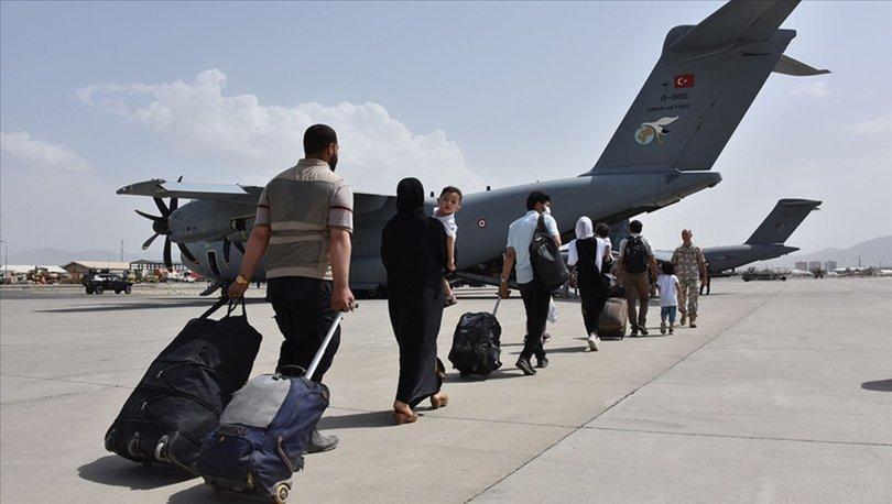 SON DAKİKA! Afganistan'da bulunan 200'ü aşkın Türk vatandaşı Kabil'den ayrıldı - Haberler