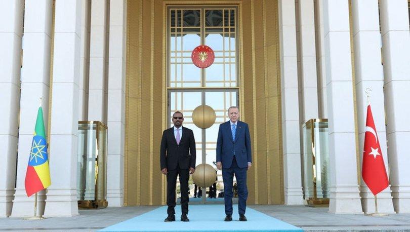 Cumhurbaşkanı Erdoğan: Etiyopya'daki FETÖ okulları Maarif Vakfı'na devredildi